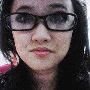 Upclose shot of 2013 scholarship winner Amy Wang
