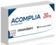 Acomplia Review - Product Image