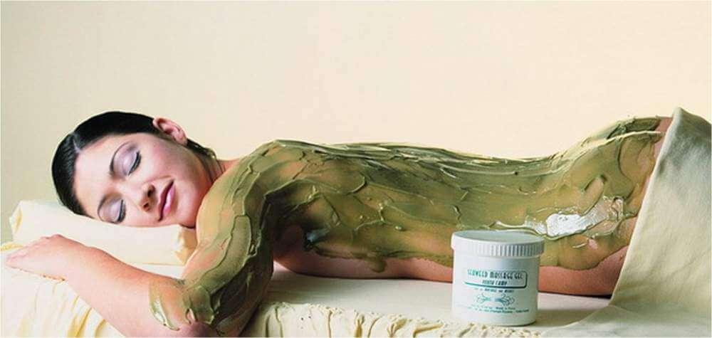 seaweed body wrap