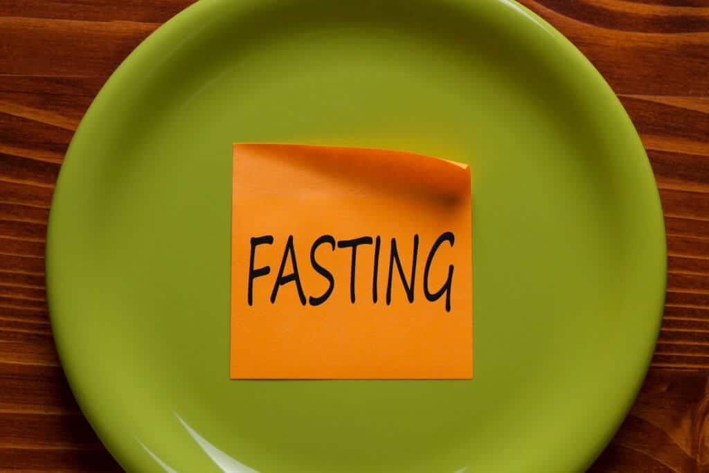 Cambridge Diet fasting