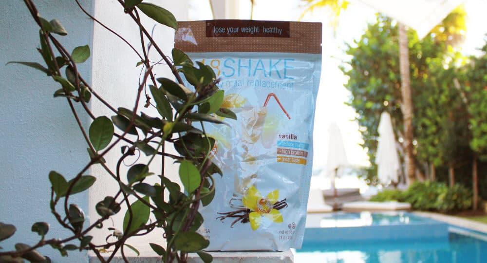 18 Shake Ingredients
