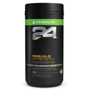 Herbalife 24 Rebuild Strength Review