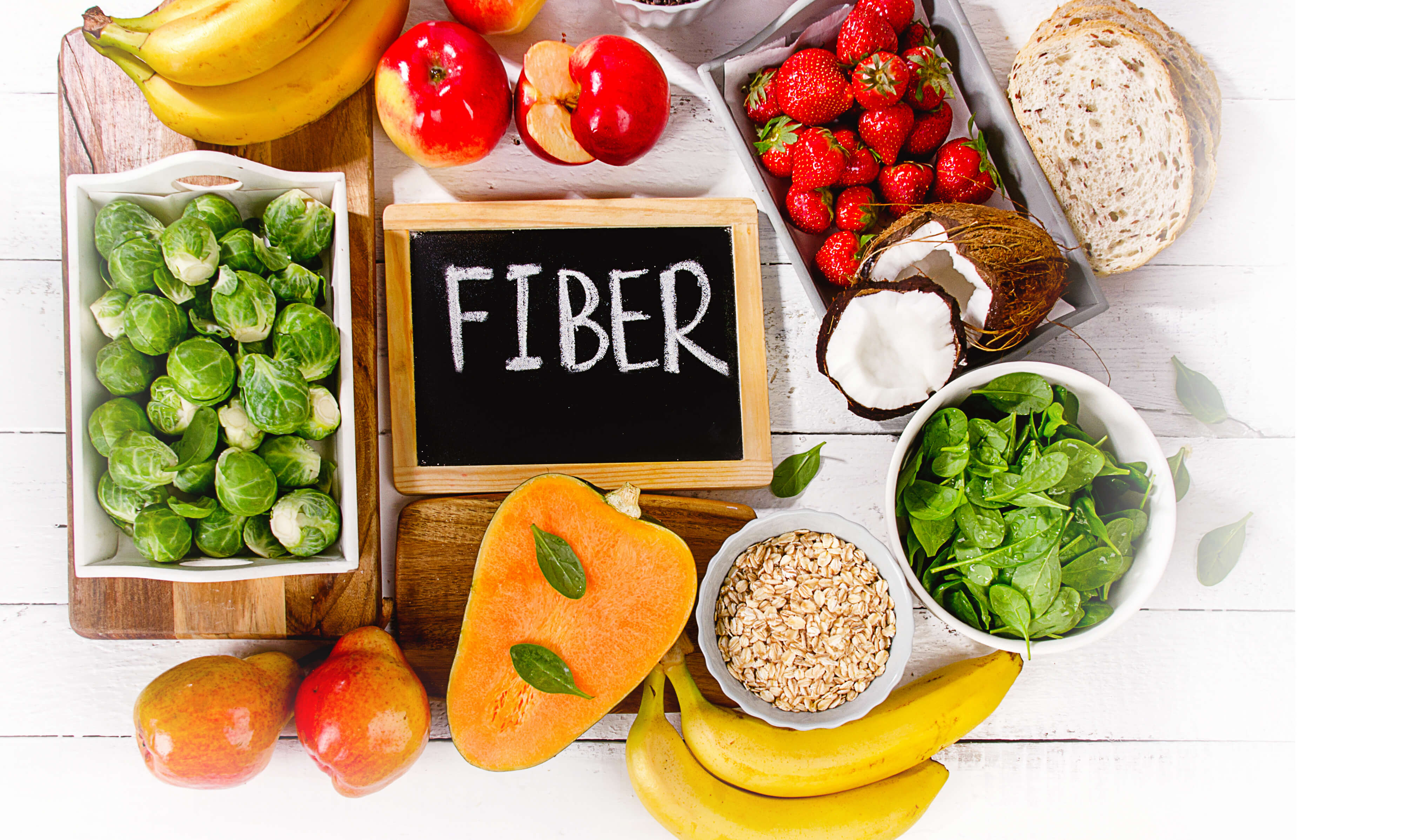 Food High In Fiber Improve What