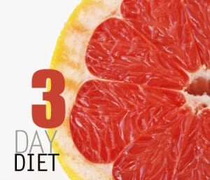 3 Day Diet Review