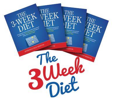 the 3 week diet faq