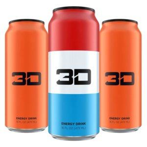 3D Energy Drink Review