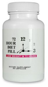 72 Hour Slimming Pill Review