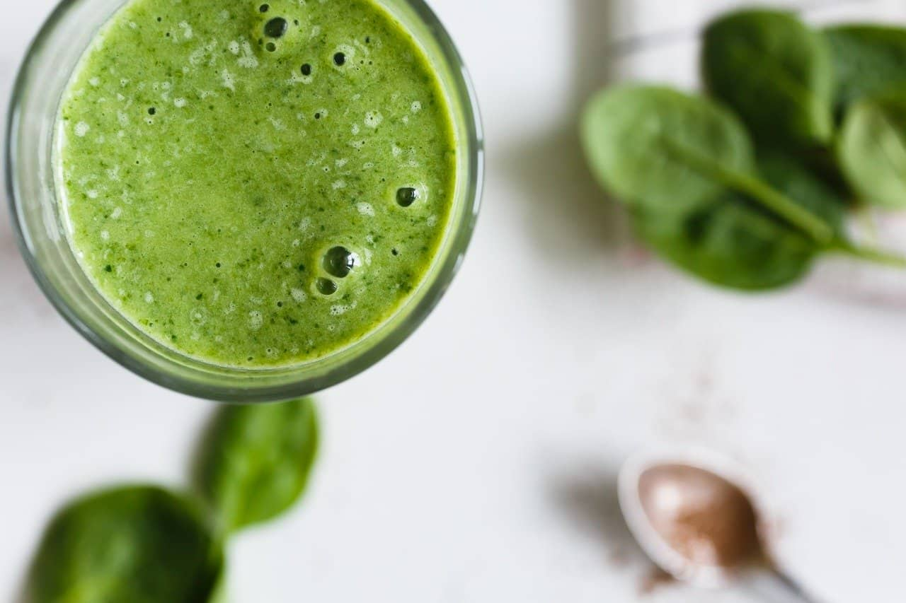 8 Greens Ingredients