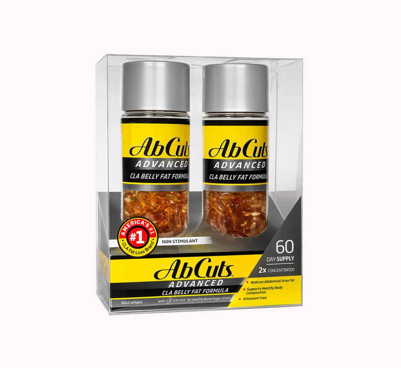 CLA Safflower Oil - Lose Weight Without The Hard Work!
