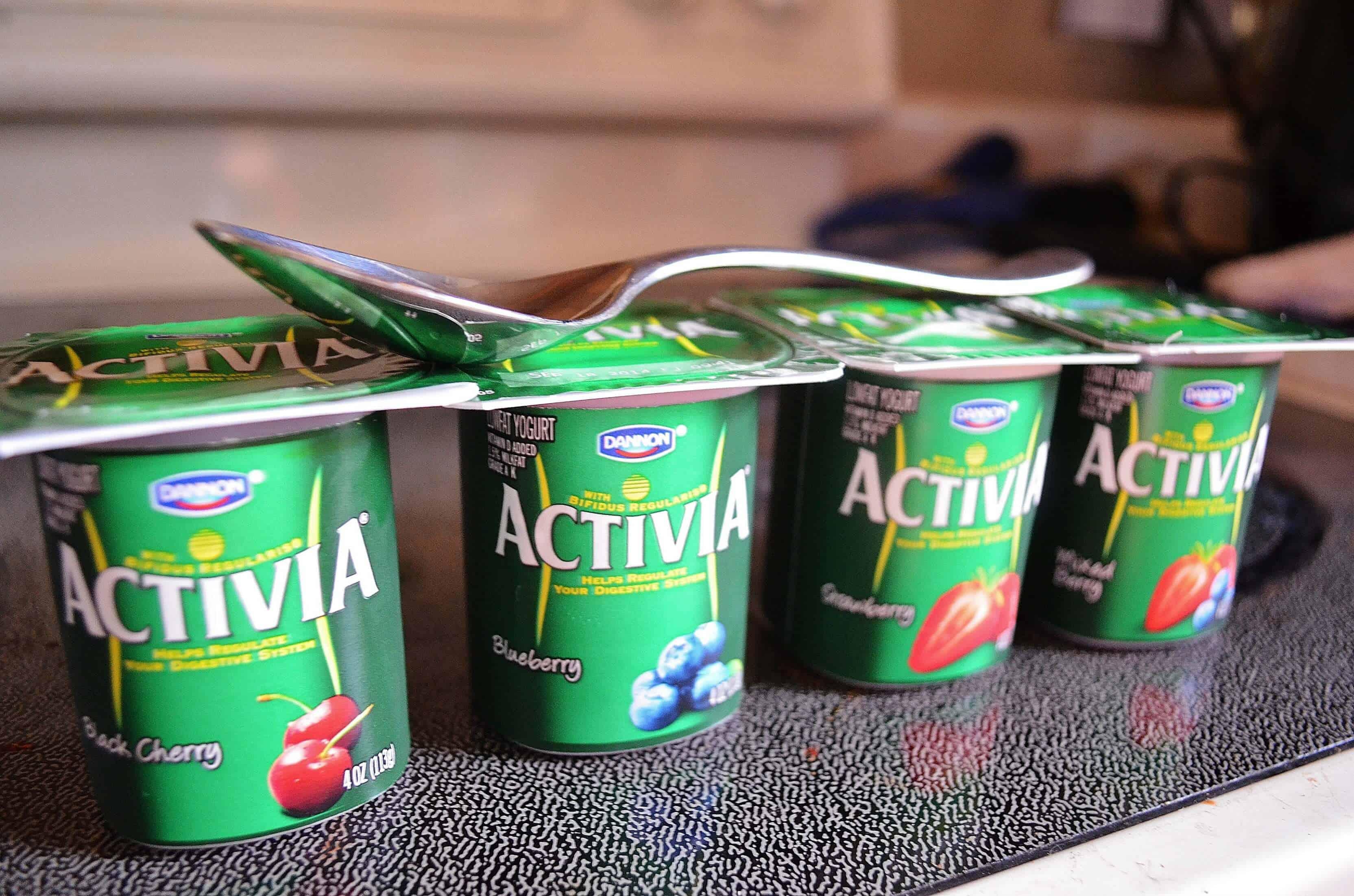 Activia Ingredients