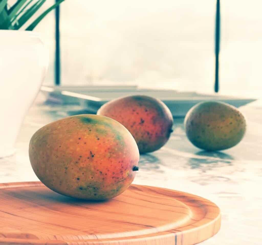 trim tea african mango