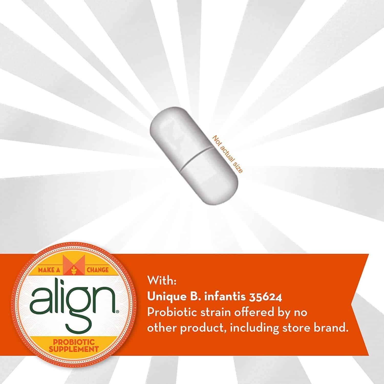 Align Probiotic Customer Testimonials