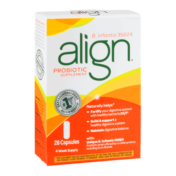 Align Review | (Updated) #1 Doctor Recommended Probiotic?