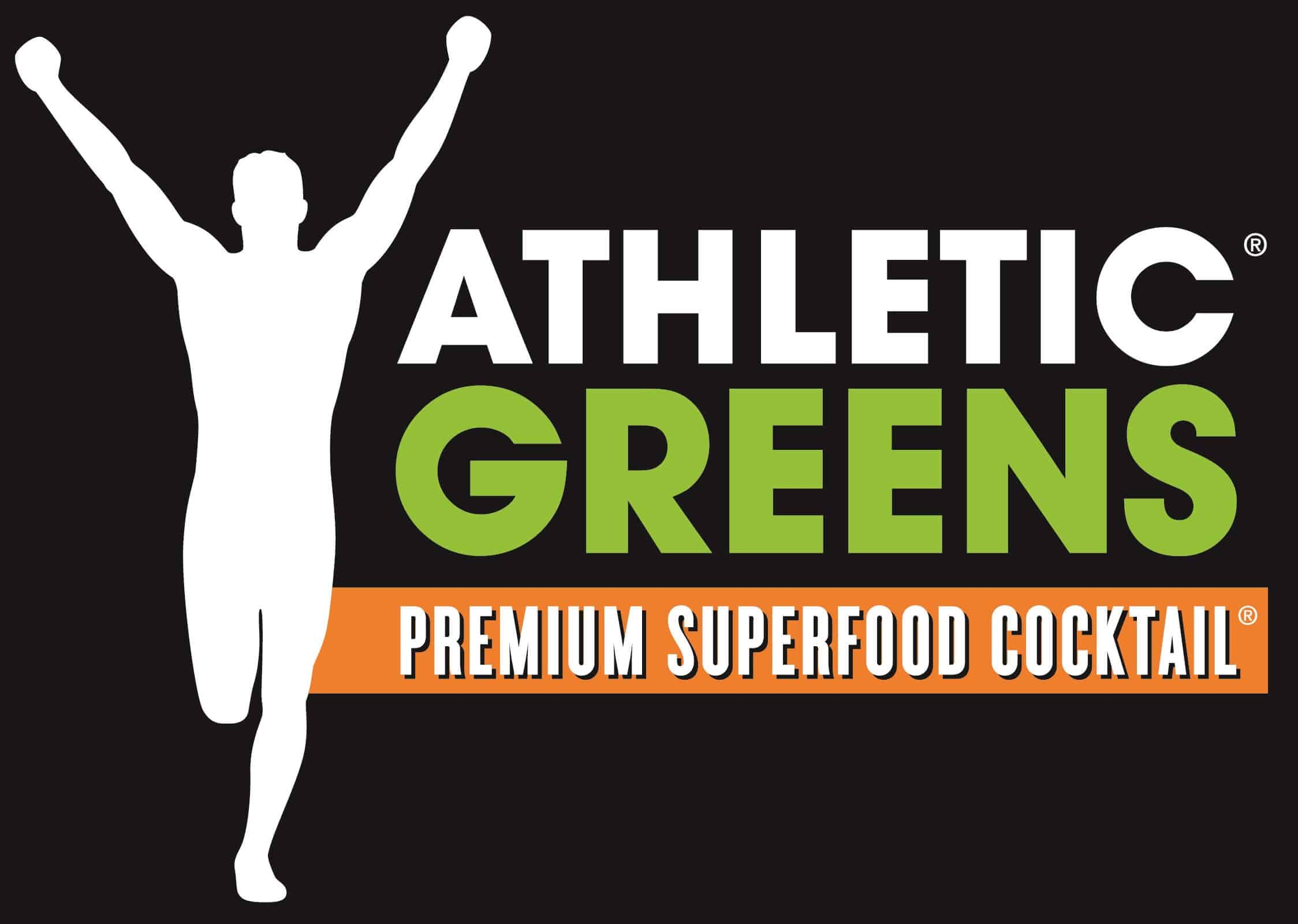 This is an image of Persnickety Athletic Greens Ingredients Label