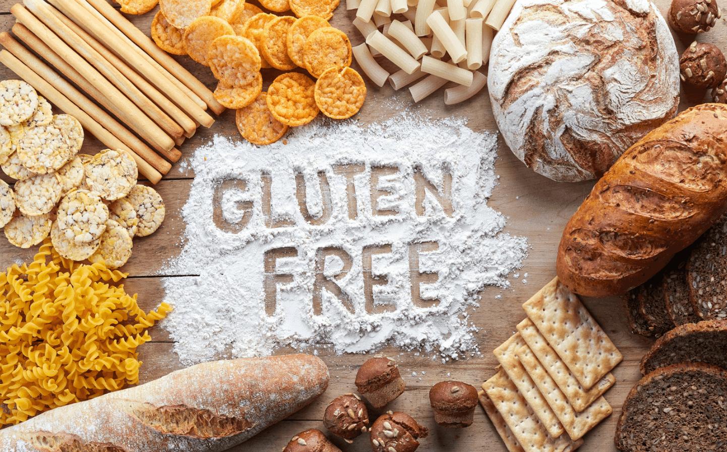 Junk foods - Gluten-Free