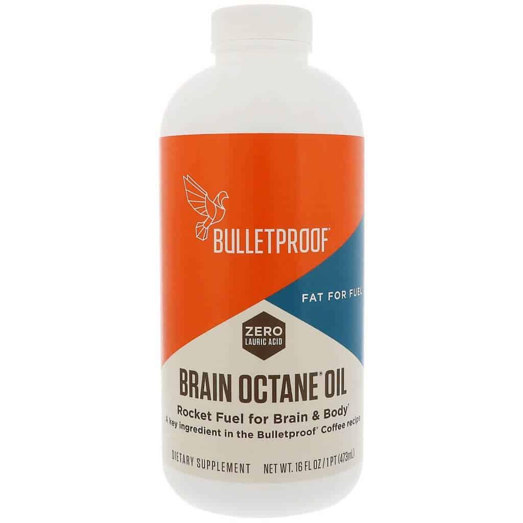 Brain Octane Coffee