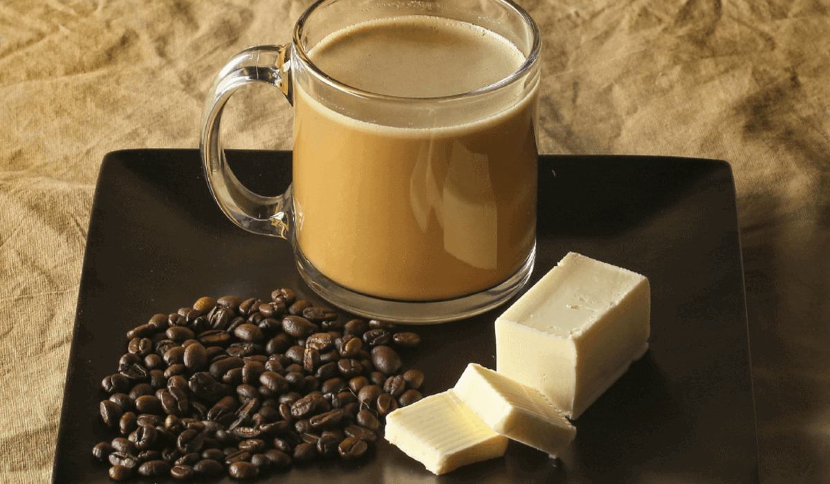 Bulletproof Coffee Ingredients