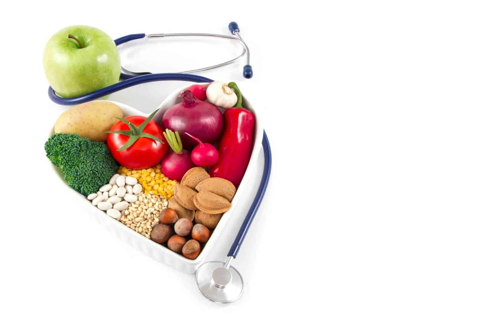 The Right Diet for a Healthy Heart