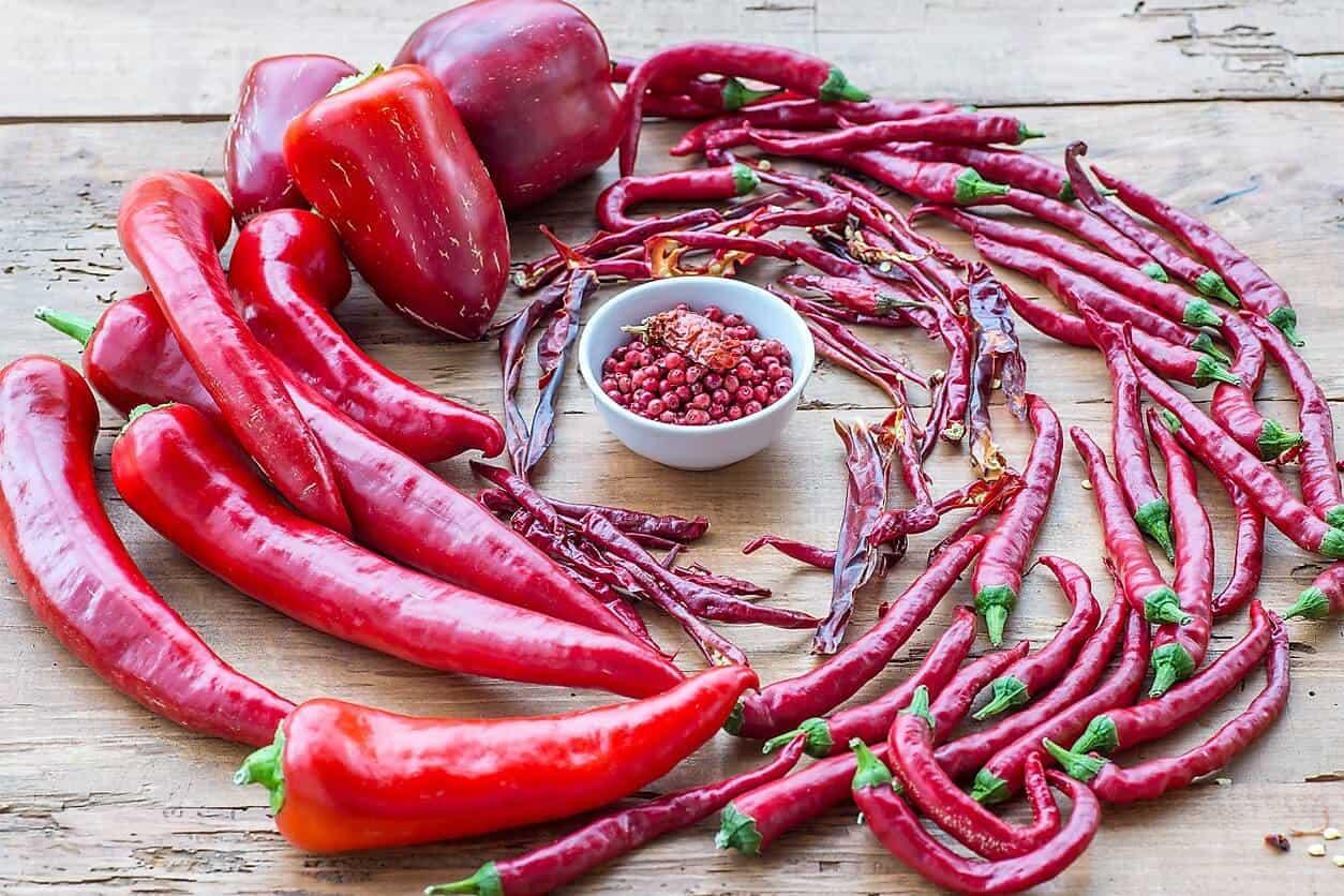 Cayenne Fruit Benefits