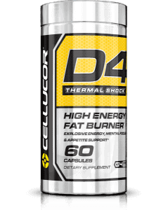 Cellucor D4 Thermal Shock Review