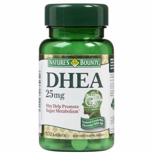 dhea weight loss studies