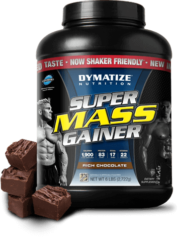 Muscle mass gainer foods