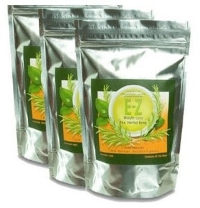 Easy E-Z Herbal Weight Loss Tea Review