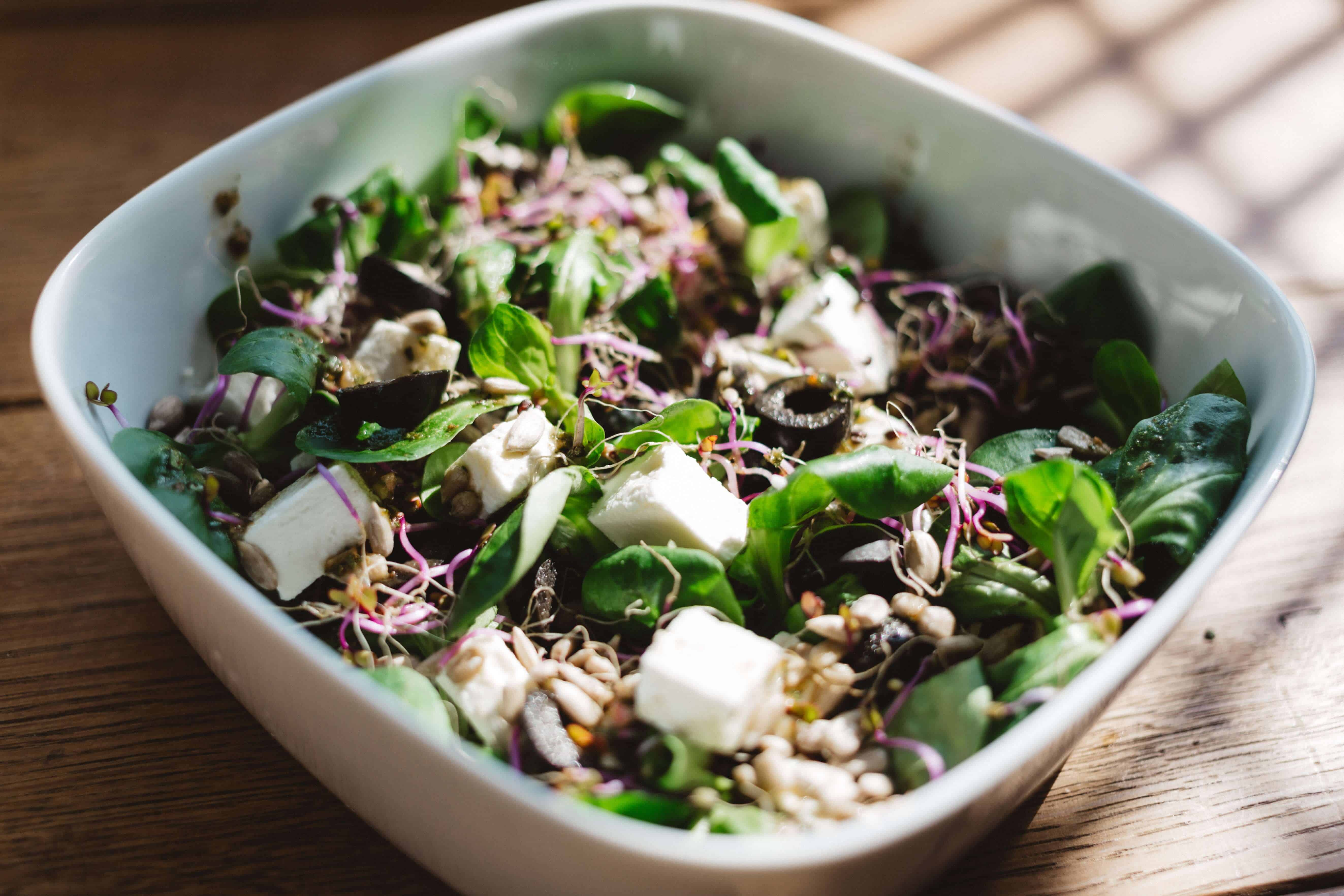 Fiesta Chicken Salad - No Mayo-No Dairy