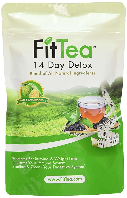 Fit Tea Detox Quote
