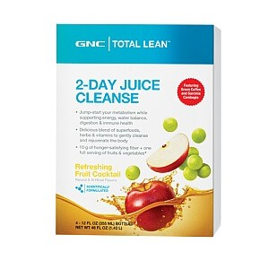 GNC 2-Day Cleanse Review