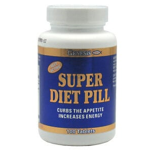 Genesis Super Diet Pill Review