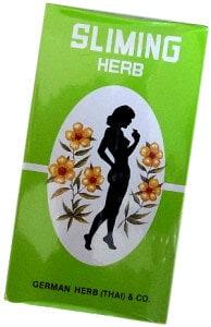 German Herb Sliming Tea Review