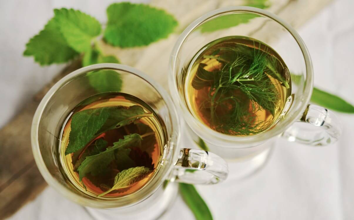 Green Weight Loss Tea