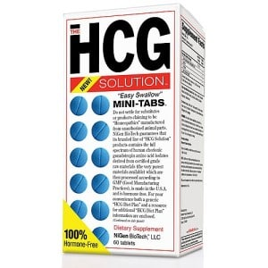 HCG Solution Mini Tabs Review