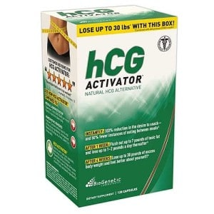 HCG Activator Review