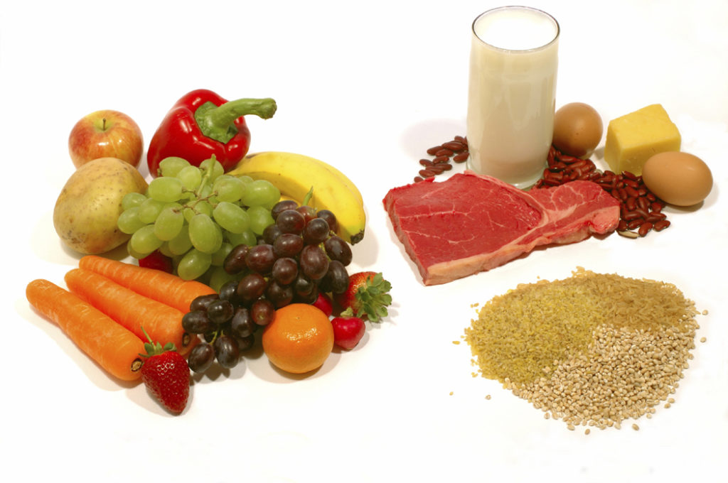Eat Healthy for Optimal Nutrition