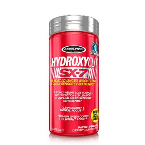 Hydroxycut SX-7 Review - How Is This Formula Different