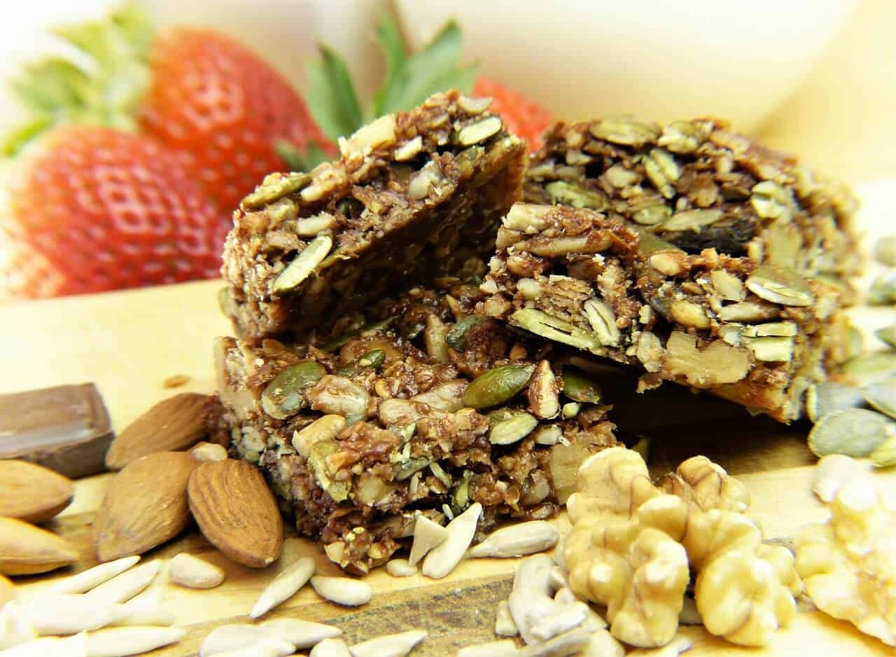 Low Carb Gluten Free Protein Bars