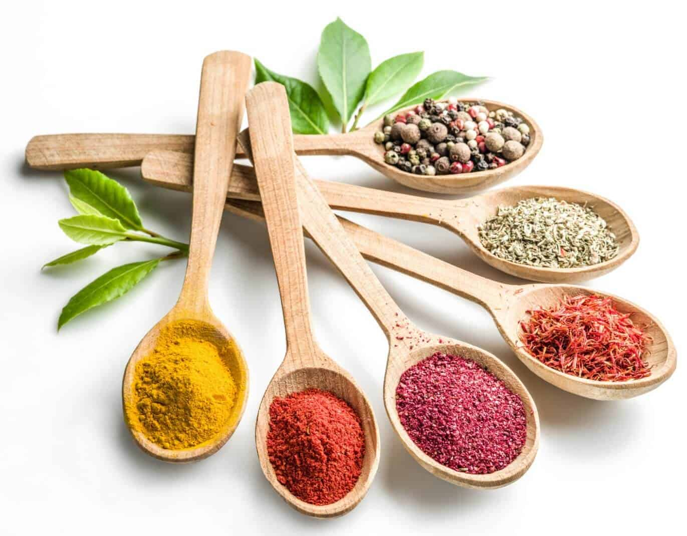 Meal Planning Spices