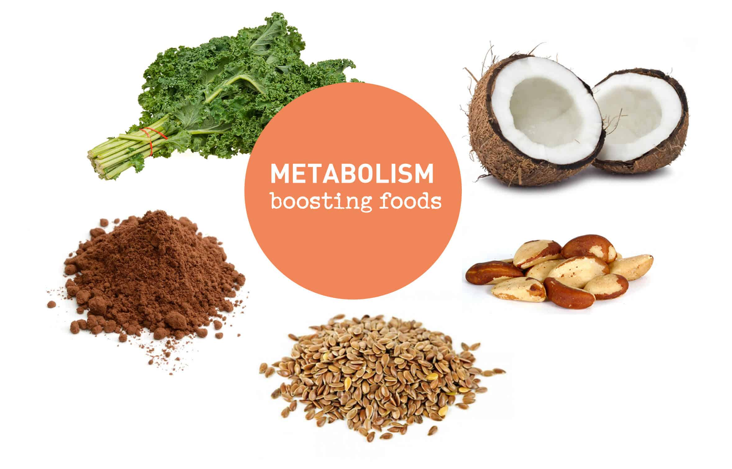 Metabolism Boosting Foods