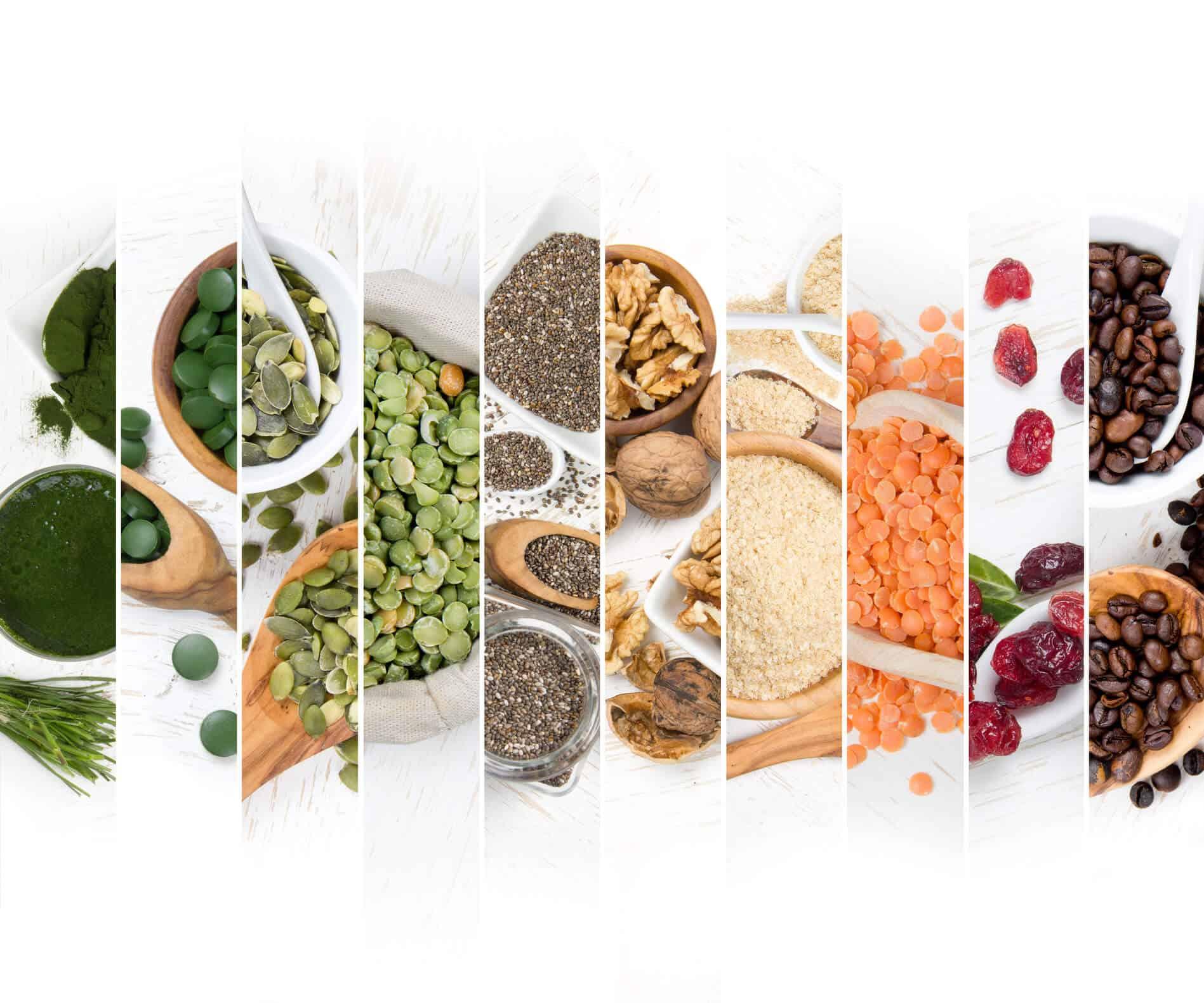 Multivitamin Foods