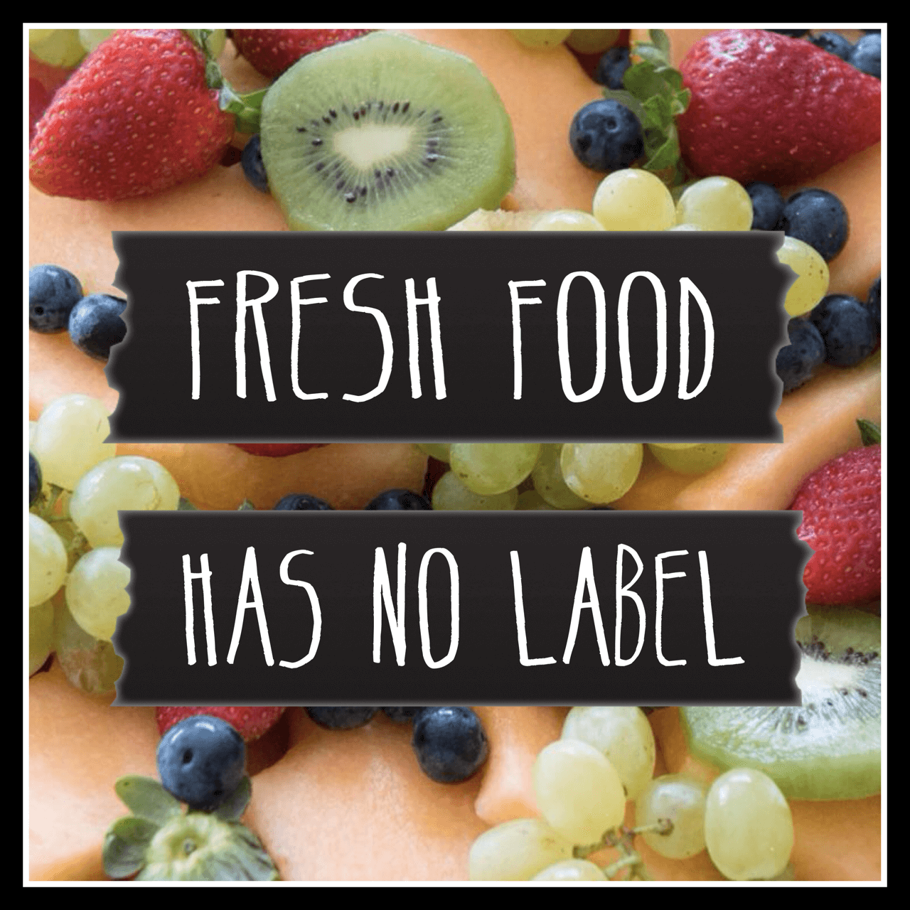 No-Label Diet