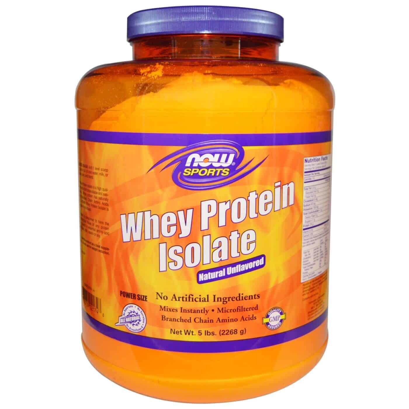 Isolate whey protein reviews