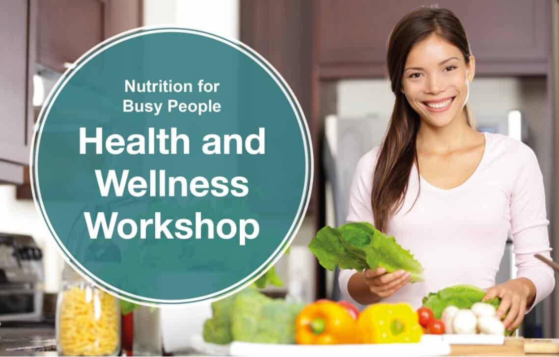 Nutriton and Healthy Eating Courses