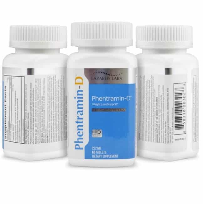 Phentermin-D Weight Loss Support