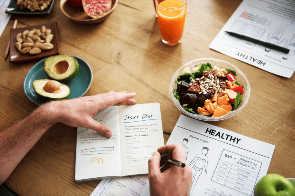 fit in 10 Diet plan
