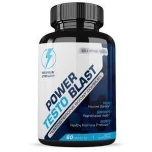 Power Testo Blast Review