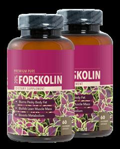 Ingredients in slender forskolin diet