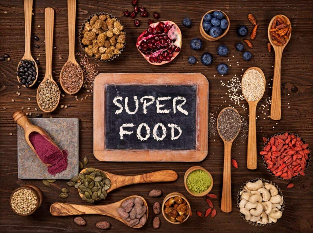 Supergreens ingredients
