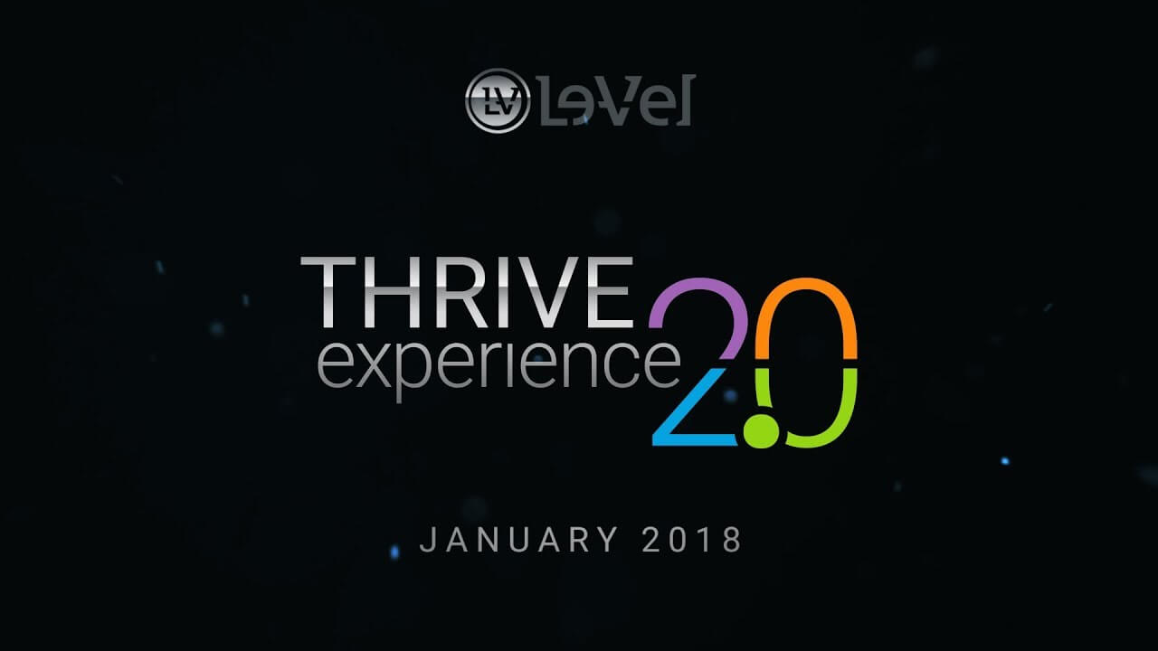 Thrive 2.0 Ingredients